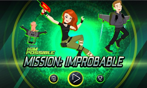 Игра Невероятная Миссия Ким 5 с Плюсом