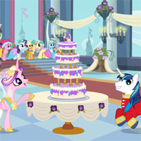 Создай свадебный торт Эпплджек