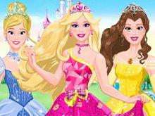 Барби – принцесса Диснея