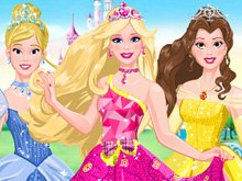 Barbi-----printsessa-Disneya-igrat-besplatno