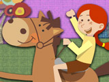 Бродилка про Лошадей