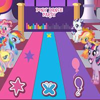 Танцы пони