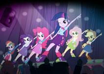 Девушки Эквестрии Студия Танцев
