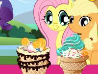 Мороженое Литл Пони