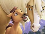 Лошадь Спирит - Побег