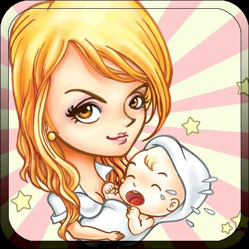 Николь стала мамой