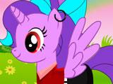 Одень Маленького Пони
