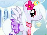 Одевалка Зимнего Пони