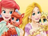 Питомцы Принцесс: Пазлы