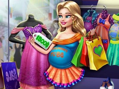 Покупки для беременной