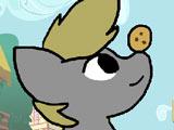 Пони Кушает Печенье