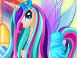 Принцесса: Уход за Волосами