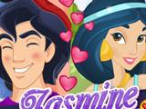 Принцесса Жасмин и Алладин