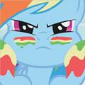 Rainbow Pony Dash