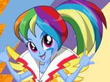 Rainbow Rocks: Радуга Дэш