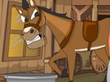 Ревнивая Лошадь