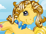 Игра Укрась Милую Пони