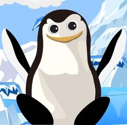 Игра Бродилки: Пингвин добирается домой
