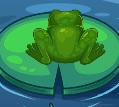 Игра Бродилки: Лягушка — математик