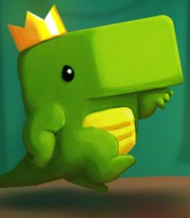 Игра Жадный крокодильчик