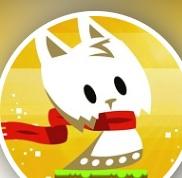 Игра «Приключения снежного котенка»